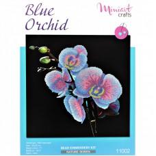 """Набор для вышивания """"Голубая орхидея"""""""