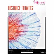 """Набор для вышивания """"Абстрактный цветок"""""""