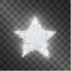 "Набор для вышивания ""Блестящая звезда"""