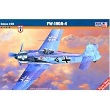 Самолет Fw-190A-4