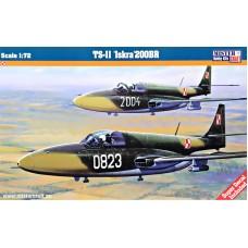 """Реактивный учебно-тренировочный самолёт TS-11 """"Iskra"""" 200 BR"""