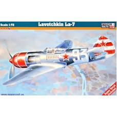 Самолет Лавочкин Ла-7