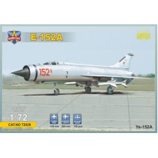 Экспериментальный истребитель Е-152А
