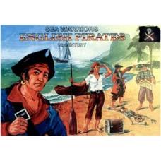 Английские пираты, XVIII век