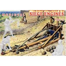 Средневековые осадные орудия, часть 1