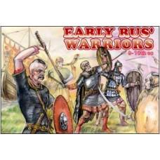 Воины Древней Руси, IX-X век
