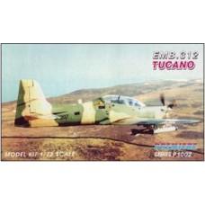 """Учебно-тренировочный самолет EMB.312 """"Tucano"""" Premiere 1002"""