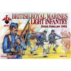 Британская королевская морская пехота (Боксерское восстание, 1900 г.)