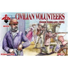 Гражданские добровольцы (Боксерское восстание, 1900 г.)