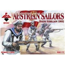 Австрийские моряки (Боксерское восстание, 1900 г.)