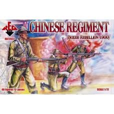 Китайский полк (Боксерское восстание, 1900)