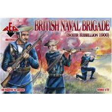 Британская морская пехота (Боксерское восстание, 1900 г.)