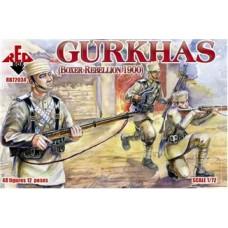 Гуркхи (Боксерское восстание, 1900 г.)
