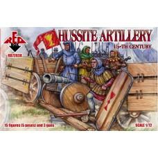 Гуситская артиллерия, 15-й век