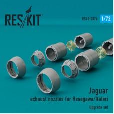 Набор сопла для Jaguar для набора (Hasegawa/Italeri)