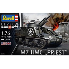 """105-мм самоходная гаубица M7 HMC """"Priest"""""""