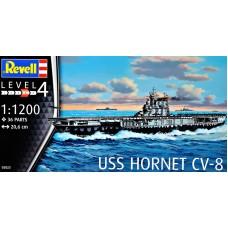 Американский авианосец Hornet CV-8
