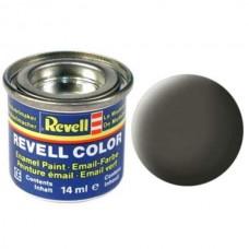 Краска Revell эмалевая, № 67 (зеленовато-серая матовая)