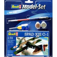 Истребитель Spad XIII C-1