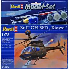 Вертолет Bell OH-58D Kiowa