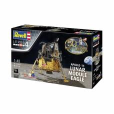 """Лунный модуль """"Орел"""", миссия """"Аполлон 11"""""""