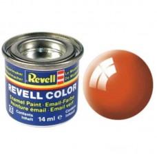 Краска Revell эмалевая, № 30 (оранжевая глянцевая)