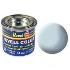 Краска Revell эмалевая, № 49 (светло-синяя матовая)