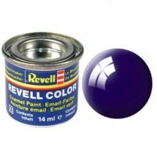 Краска Revell эмалевая, № 54 (иссиня-черная глянцевая)