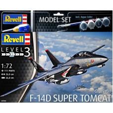 Подарочный набор истребитель-перехватчик F-14D Super Tomcat