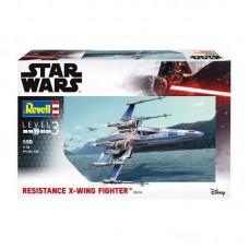 Истребитель Сопротивления X-Wing, STAR WARS