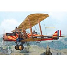 Британский биплан Airco (de Havilland) D.H.4 w/Puma