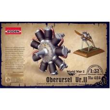 Двигатель Oberursel Ur.II