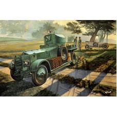 Британский бронеавтомобиль Pattern 1920 Mk.I