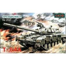 Советский боевой танк Т-64 А