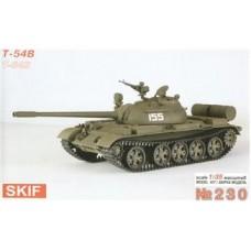 Основной боевой танк T-54Б