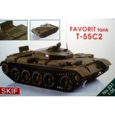 "Танк T-55C-2 ""Favorit"""