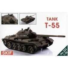 Танк T-55