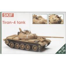 Танк Тиран 4 / Tiran-4