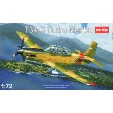 """Учебно-тренировочный самолет T-34C """"Turbomentor"""" ВВС Аргентины"""