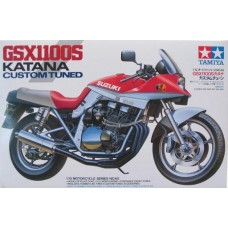Мотоцикл Suzuki GSX1100S Katana 'Custom Tuned'