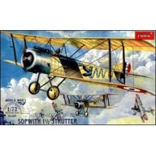 Sopwith 1 1/2 Strutter Single-seat bomber