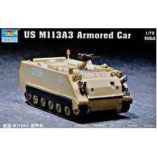 Американский бронетранспортер M113A3