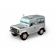 Автомобиль Land Rover Defender 90 (серебро)
