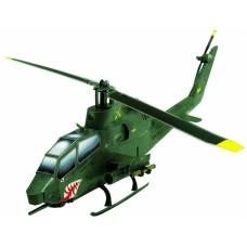 """Вертолет """"Кобра"""" (зеленый)"""