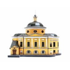 Покровский Храм Ставропигиального (Патриаршего) женского монастыря у Покровской Заставы
