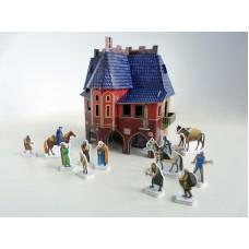 Игровой набор «Средневековый город» - Ратуша