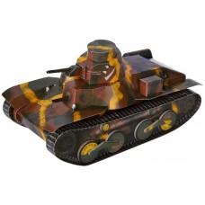 """Японский легкий танк Type 95 """"HA-GO"""", 1936-1943"""