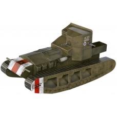 "Средний танк Mk A ""Whippet"" 1917-1918 (машина PKKA 1920-е годы)"