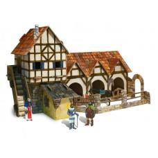 Игровой набор «Средневековый город» - Конюшня