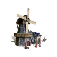 Игровой набор «Средневековый город» - Мельница ветряная